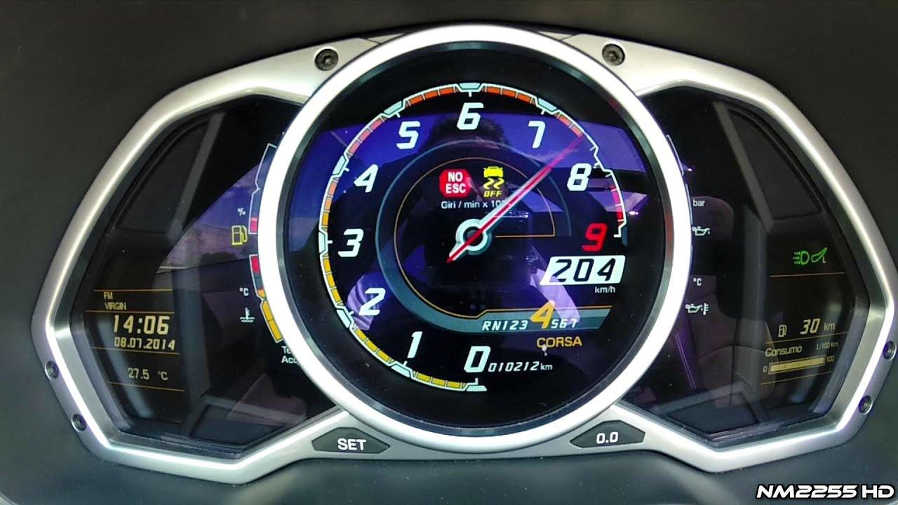 Veneno Hd Wallpaper Lamborghini Aventador Roadster Launch Control 0 200 Km H