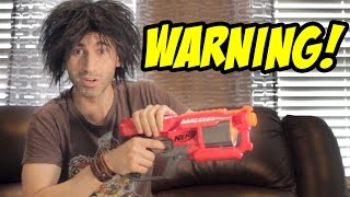 INSANE NERF MOD (Do not try this at home)
