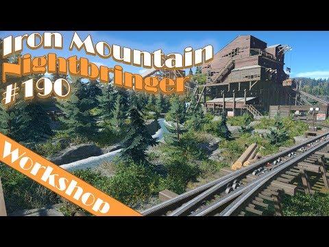 Iron Mountain - Nightbringer 🎢 PLANET COASTER 🎠 Attraktion Vorstellung #190