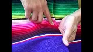 How To Choose A Mexican Serape From StyleMexican com