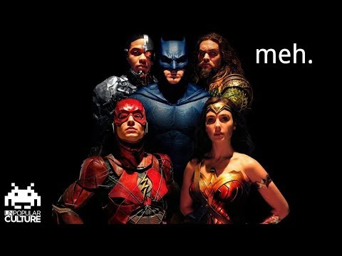 Justice League: A Master Class in Mediocrity