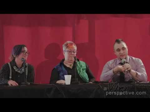 Part 4: Polytalks with Wry, Janet Hardy (Ethical Slut co-author), & Morgan