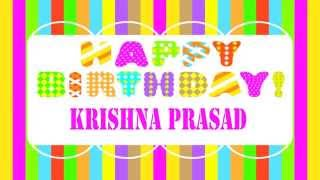 KrishnaPrasad   Wishes & Mensajes - Happy Birthday