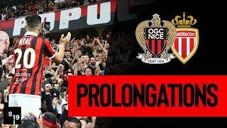 Nice 2-0 Monaco : prolongations