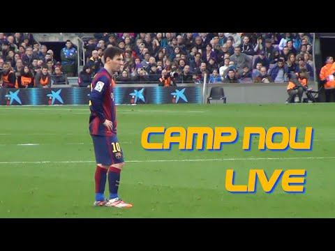 Барселона 5 0 леванте 15. 02. 15 видео