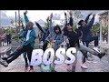 NCT U                    BOSS  Dance Cover by Highercrew
