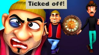 TICKED OFF! SCARY ROBBER HOME CLASH! NEW LEVEL! Gameplay - Walkthrough [Android - IOS]