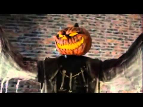 Life size animated corn stalker scarecrow jackolantern for Animated scarecrow decoration