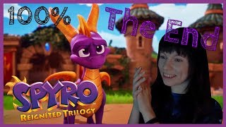 PLATINUM - Spyro Reignited Trilogy - Spyro The Dragon - Part 9 (The End)