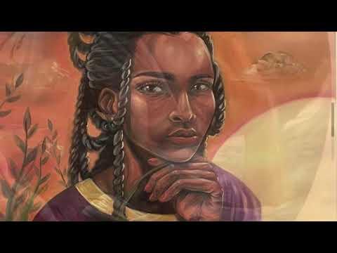 Black Artists Morgan Nicollete aka Momikoi