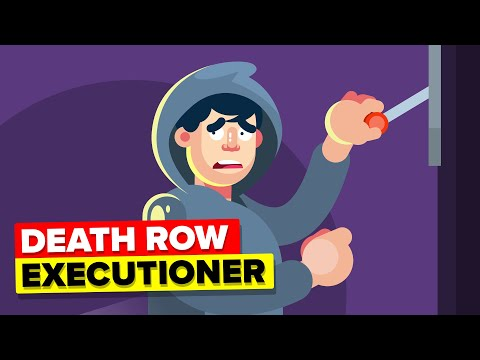 What Is It Like To Be A Death Row Executioner
