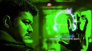 Mersal Vijay Magician BGM Ringtone   Background Music Theme   RITIK