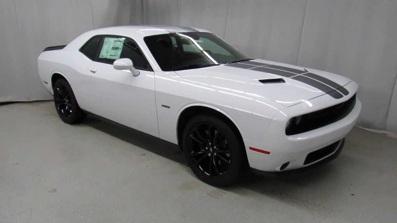2018 Dodge Challenger R T White Knuckle 14719 Youtube