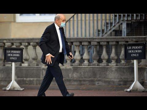 لودريان يصل بيروت في إطار الجهود الفرنسية لتحريك الجمود السياسي في لبنان  - نشر قبل 26 دقيقة