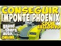 "Gta 5 Online - Conseguir Imponte Phoenix ""Coche Raro"" - Truco Gta 5 Online"