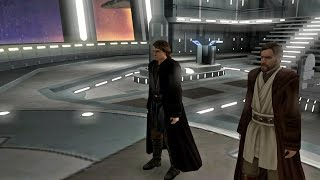 Star wars Movie Duels 2 mod Jedi Academy: Rescue over coruscant