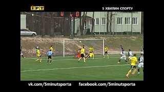 ФК Полтава - Буковина 2:0. Перша ліга 2014/15, 19 тур