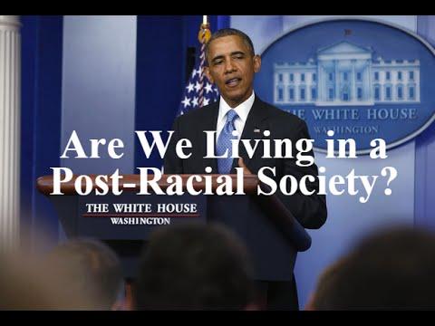 Post-Racial Society in Massachusetts