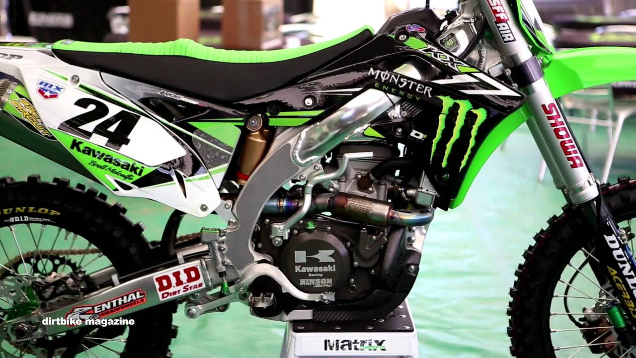 ... Monster Energy Kawasaki Z1000 Fantasy Plastic Bike 2014 | El Tony ...