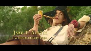 Tom Sawyer and Huckleberry Finn - Trailer