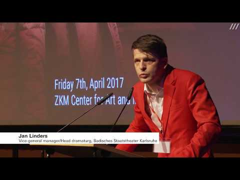 Digital Innovation In Theatre: Opening of the international conference