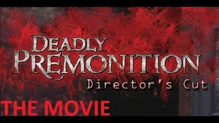 deadly Premonition: The Director's Cut - All Cutscenes (Game Movie HD)