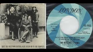 Rolling Stones Have You Seen Your Mother, Baby, Standing in the Shadow Stereo Remix 2013