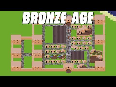 Bronze Age - Ancient City Simulator