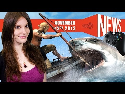 GS Daily News - Sharks defend Xbox One, PS4's resolution helps gamers