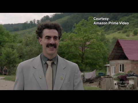Kazakhstan uses Borat to woo tourists