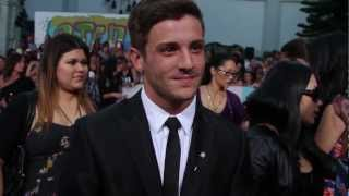 Misha Gabriel Interview - Step Up Revolution Premiere