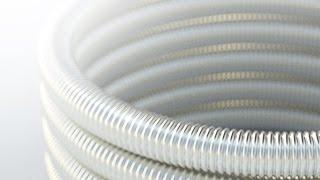 Гофрированная труба из нержавеющей стали Neptun IWS(Российская нержавейка торговой марки Neptun IWS, полный аналог аналогичного качества таких марок, как Kofulso,..., 2015-10-18T20:23:55.000Z)