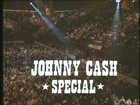 Johnny Cash BBC Sing Country Wembley 1986