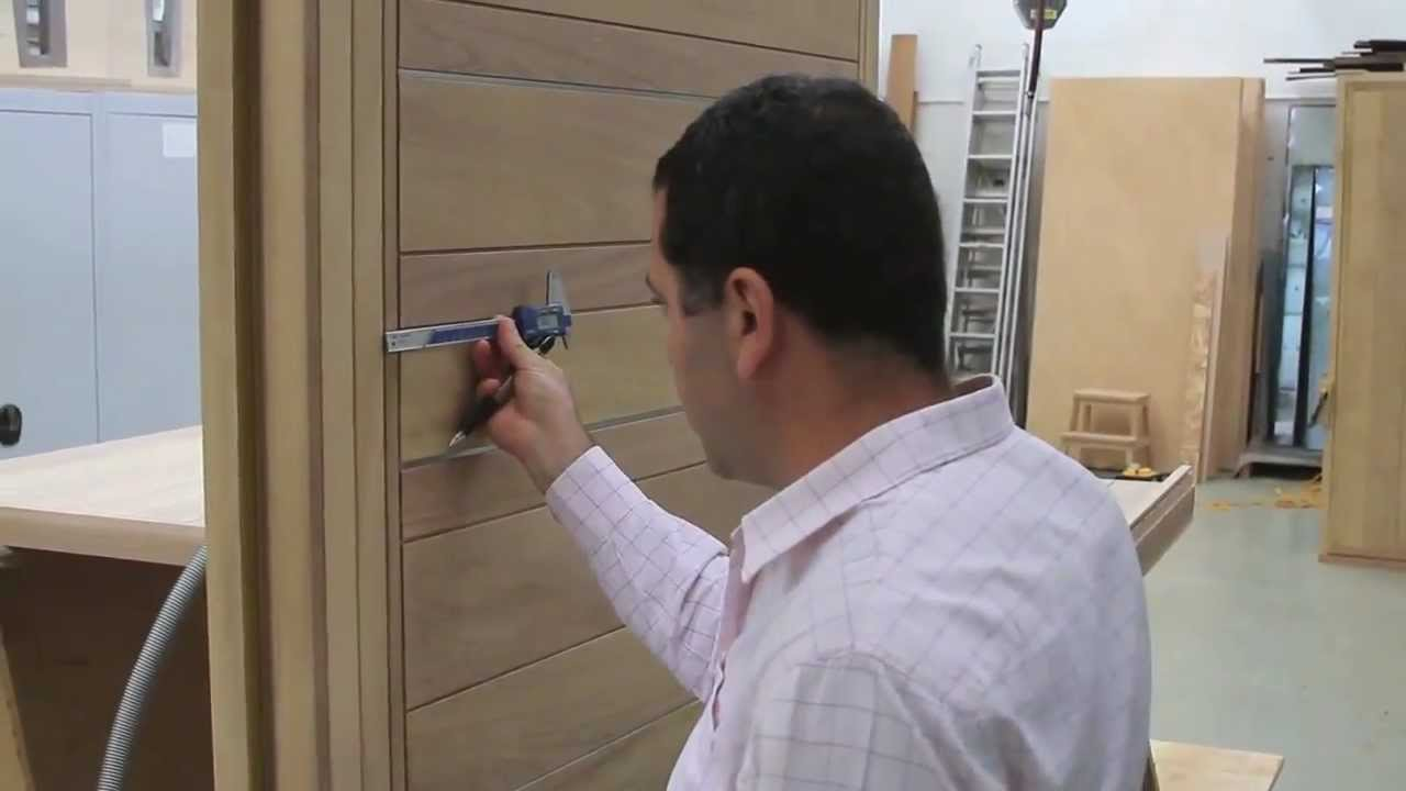 Urban Front - designers \u0026 manufacturers of contemporary steel reinforced doors - YouTube & Urban Front - designers \u0026 manufacturers of contemporary steel ...