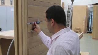 Urban Front - designers & manufacturers of contemporary steel reinforced doors