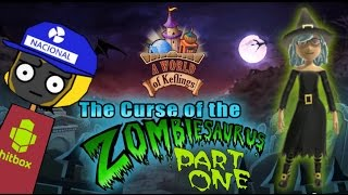 airstation can play... a world of keflings: the curse of the zombie-saurus! part 1