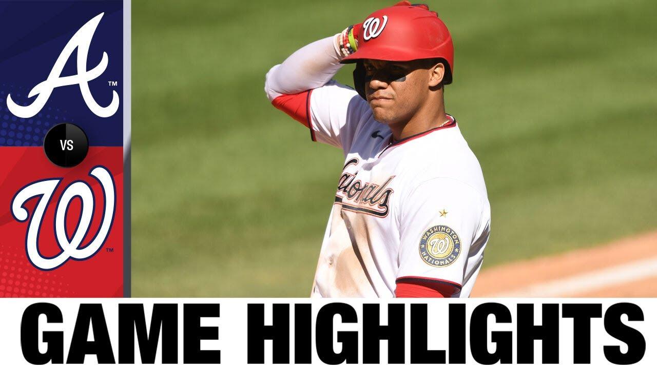 Download Braves vs. Nationals Game Highlights (4/6/21)   MLB Highlights