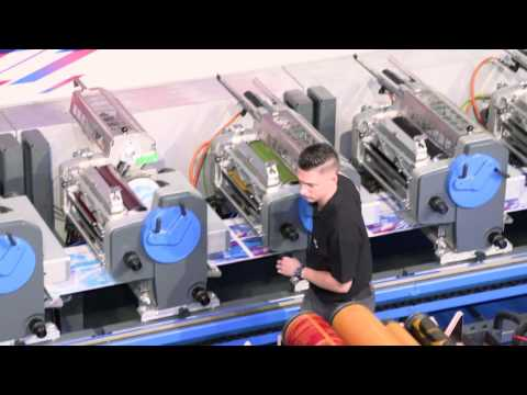 Gallus Labelmaster - Live Demonstration at Gallus Innovation Days 2016
