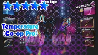 Dance Central Spotlight - Temperature (Co-op DLC) - Pro Routine - 5 Gold Stars