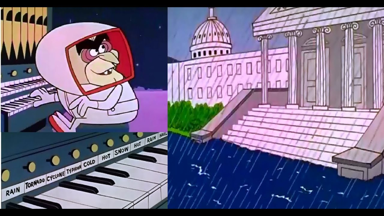 Underdog: Weathering The Storm [1965]