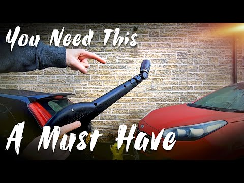 Pressure Washer Attachment YOU NEED! Karcher Angled Nozzle Car Cleaning Tips