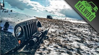 Best of 2015 Jeep Wrangler Rubicon offroad adventures KELWOO
