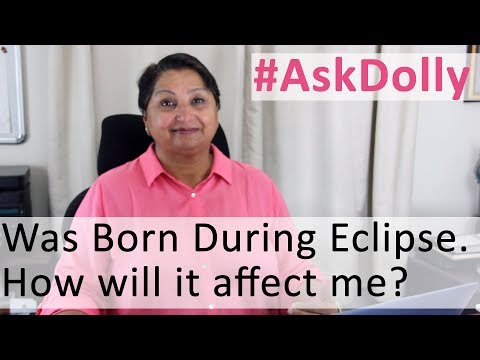 Ask Dolly: I Was Born During Eclipse. Is That Inauspicious?