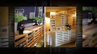 DIY Möbel aus Europaletten -- 101 Bastelideen für Holzpaletten