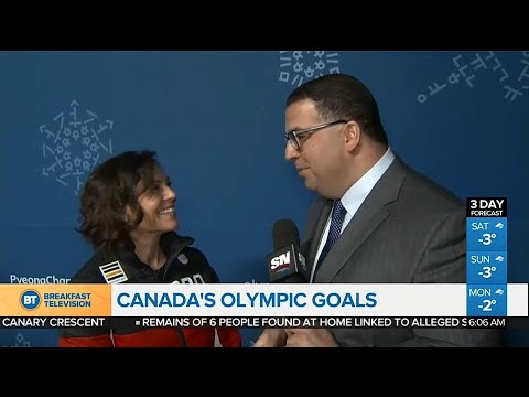 Why Team Canada has no medal goal at the 2018 Winter Olympics