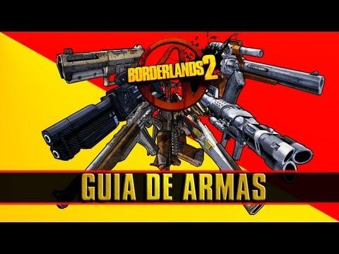 Borderlands 2 - Guía básica de armas (Español)