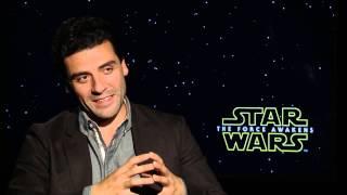 Star Wars: The Force Awakens: Full Cast Offical Interviews - JJ Abrams, Harrison Ford