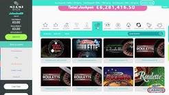 Miami Dice Casino Guide Video 2017 - 200% BONUS and 30 FREESPINS