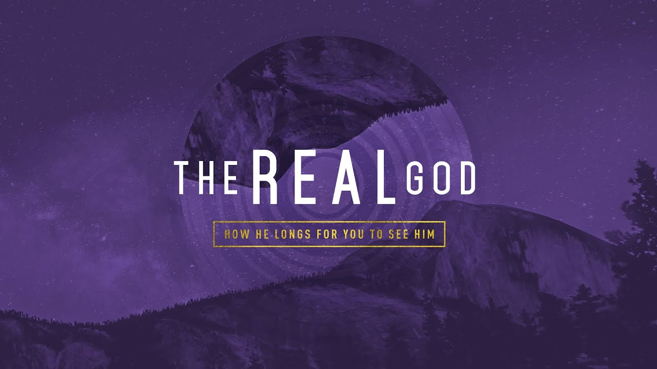 Pictures Of The Real God The Real God Part 1 Is Your God Too Small