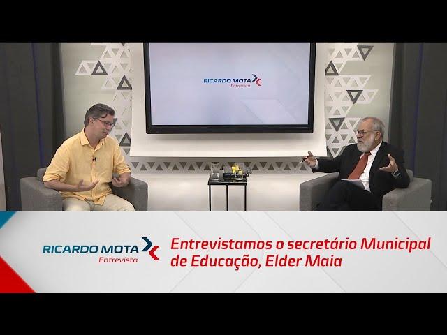 Ricardo Mota Entrevista – Bloco 02